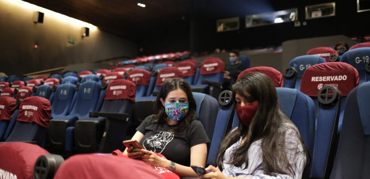 sala virtual cineteca nacional | Business Insider Mexico