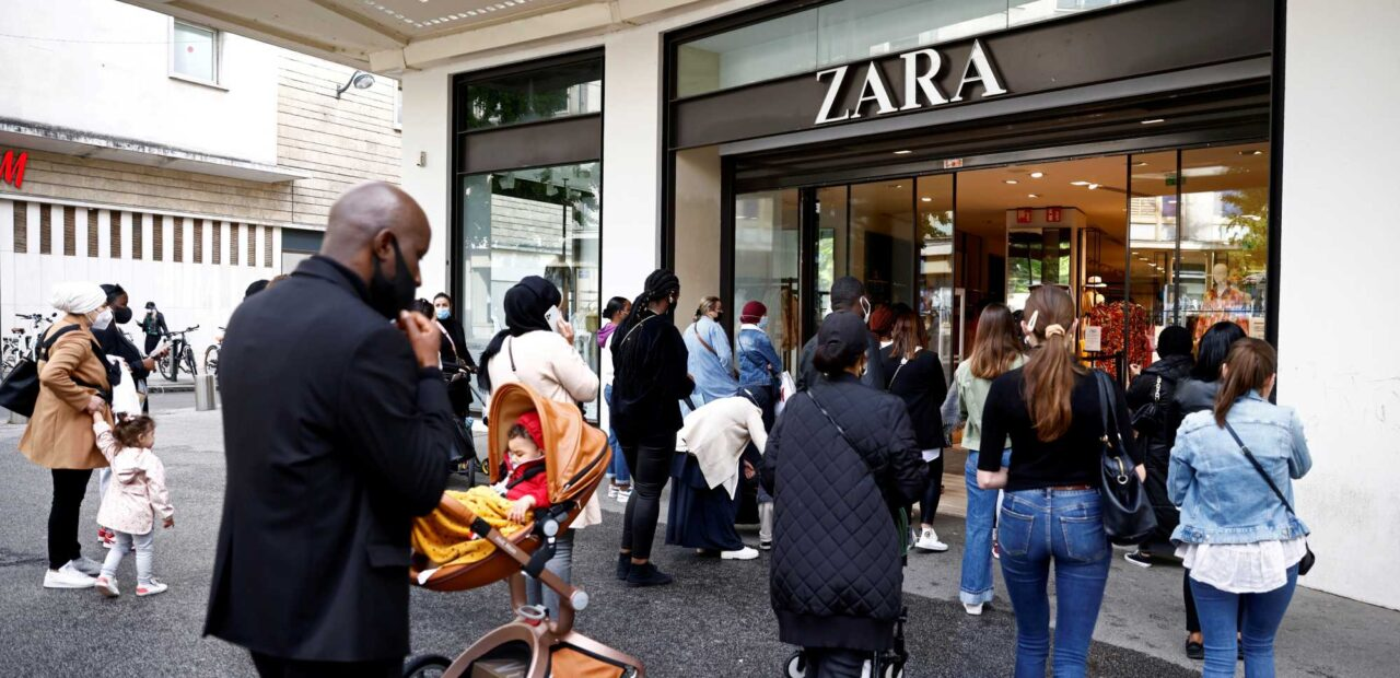inditex ropa | Business Insider Mexico