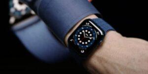 Apple está más cerca de agregar sensores de glucosa y temperatura corporal al Apple Watch