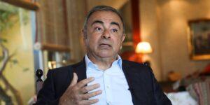 Carlos Ghosn, el expresidente de Renault-Nissan acusado de desvío de dinero, promete seguir luchando para limpiar su nombre