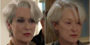 """Meryl Streep abandonó la actuación del método después de """"El diablo viste a la moda"""" porque ser Miranda Priestly la deprimía"""