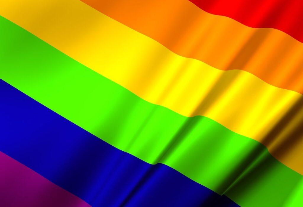 Bandera LGBTIQ+