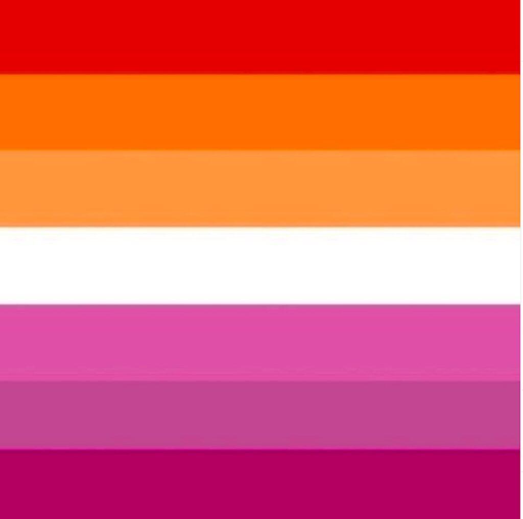Bandera Lésbica   Business Insider México