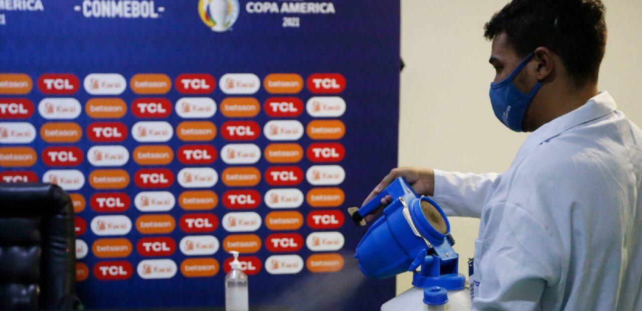 covid copa america   business insider mexico