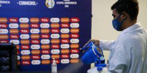 Son ya 51 los casos de Covid-19 relacionados a Copa América, informa el Ministerio de Salud de Brasil