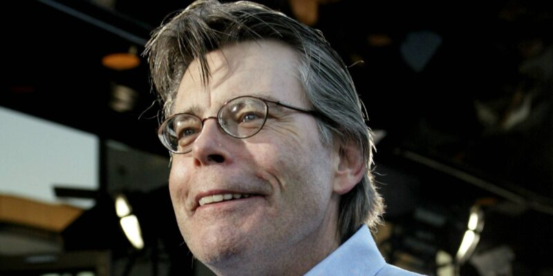 Stephen King   Business Insider Mexico