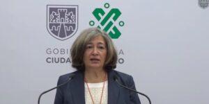 Florencia Serranía y su complicada trayectoria al frente del Metro de la CDMX