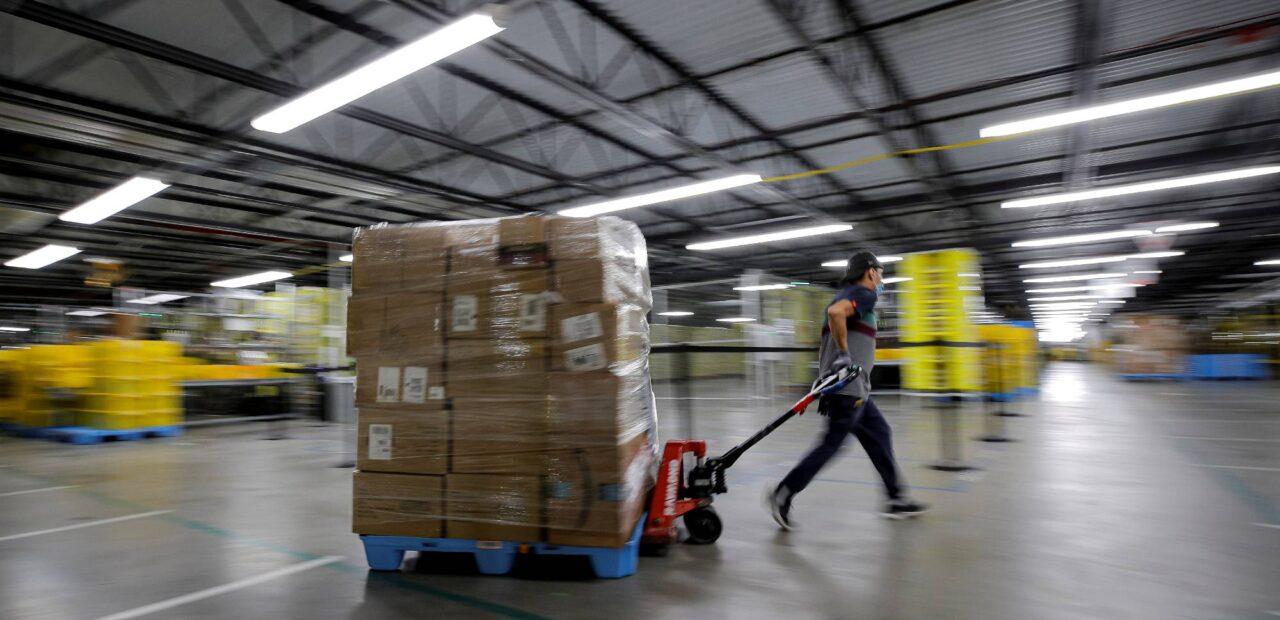 empleados Amazon