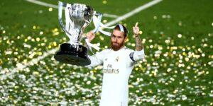 Sergio Ramos dejará la plantilla del Real Madrid —su despedida del equipo será este jueves
