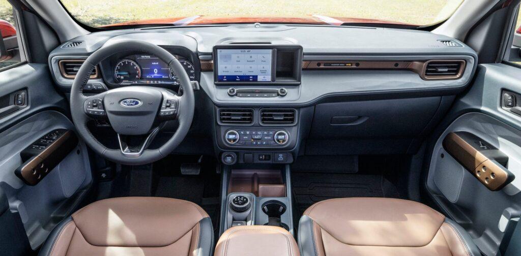 2022 Ford Maverick pickup truck