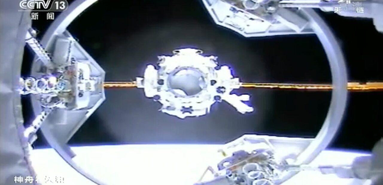 astronautas estación espacial |Business Insider México