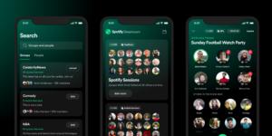 Spotify presenta Greenroom, su respuesta a Clubhouse para competir en el mercado de las plataformas de audio en vivo