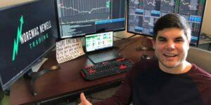 Este joven ganó casi 5 mdd solo en 2020 con movimientos arriesgados en la bolsa: así decide qué acciones comprar