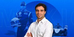 Jérôme d'Ambrosio: de piloto de la Fórmula E a director adjunto de ROKit Venturi Racing