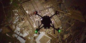 «Doug al rescate», el piloto de drones que salva animales en zonas de desastre