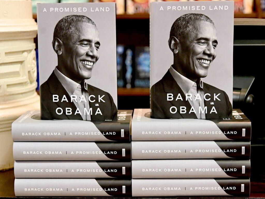 "barack obama ""a promised land"""