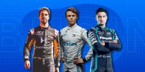 Los pilotos de la Fórmula E comparten cuál es su platillo mexicano favorito —y otras curiosidades