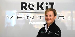 Susie Wolff, la directora de ROKiT Venturi Racing de la Fórmula E, comparte cuál es la clave para impulsar a la mujeres en el automovilismo