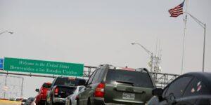 Estados Unidos amplía restricciones de viaje en frontera terrestre de Canadá y México hasta 21 de julio