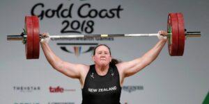 La levantadora de pesas de Nueva Zelanda, Laurel Hubbard, es la primera atleta abiertamente transgénero elegida para competir en los Juegos Olímpicos
