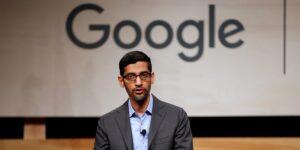 Los empleados en Google no están contentos con el estilo de aversión al riesgo de su CEO —36 vicepresidentes renuncian en un año