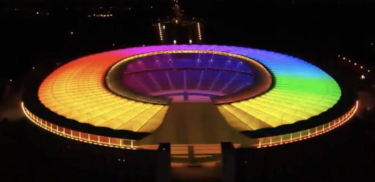 UEFA arco iris | Business Insider Mexico