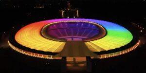 Los clubes alemanes responden a un fallo de la UEFA que prohíbe que el Allianz Arena se ilumine con los colores del arcoíris durante la Eurocopa