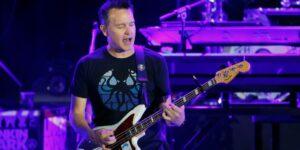 Mark Hoppus de Blink-182 dice que tiene cáncer —la enfermedad lo tiene asustado pero trata de mantenerse optimista