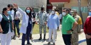 Baja California es la primera entidad en completar la vacunación en su población mayor de 18 años