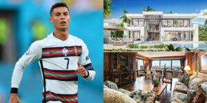 La cartera de bienes raíces de Cristiano Ronaldo tiene un valor de 30 mdd —incluye una mansión en Turín, un departamento en Nueva York y una casa en Marbella