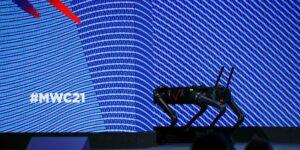 Verizon presenta robots conectados a 5G durante el MWC 2021
