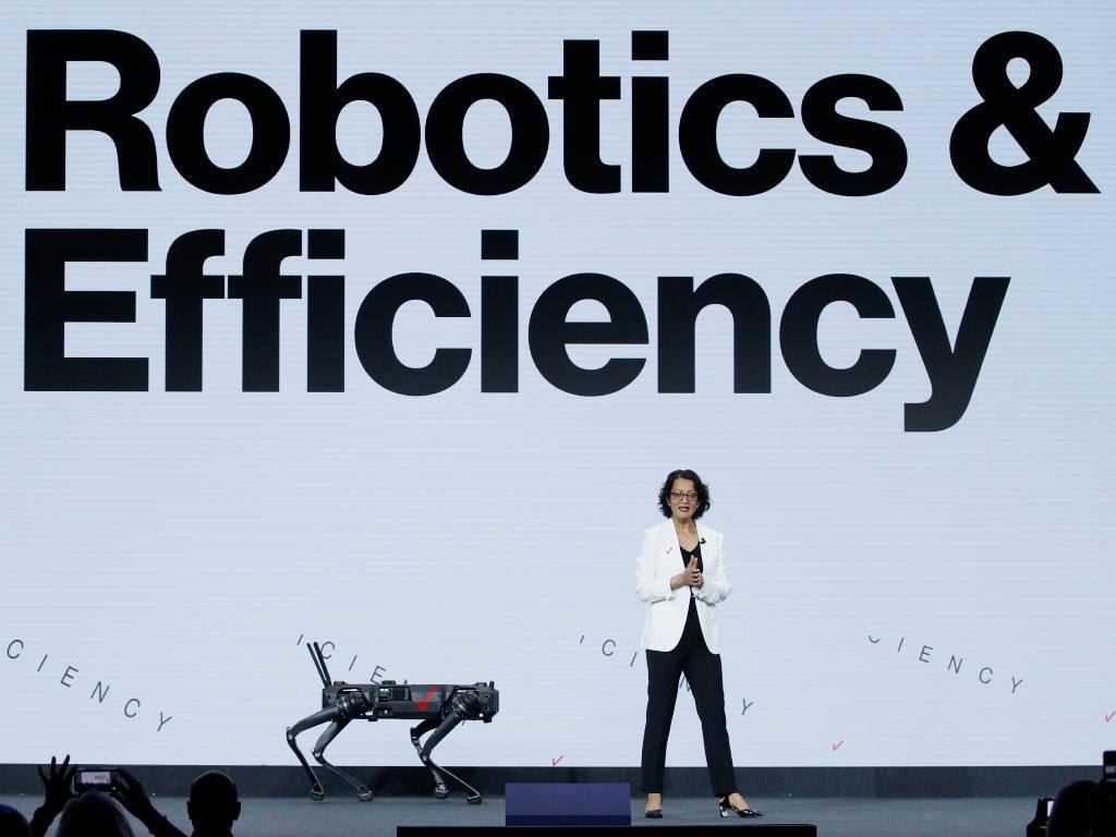 robots 5G