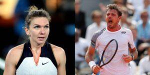 Simona Halep y Stan Wawrinka se unen a lista de tenistas que no participarán en los Juegos Olímpicos de Tokio 2020