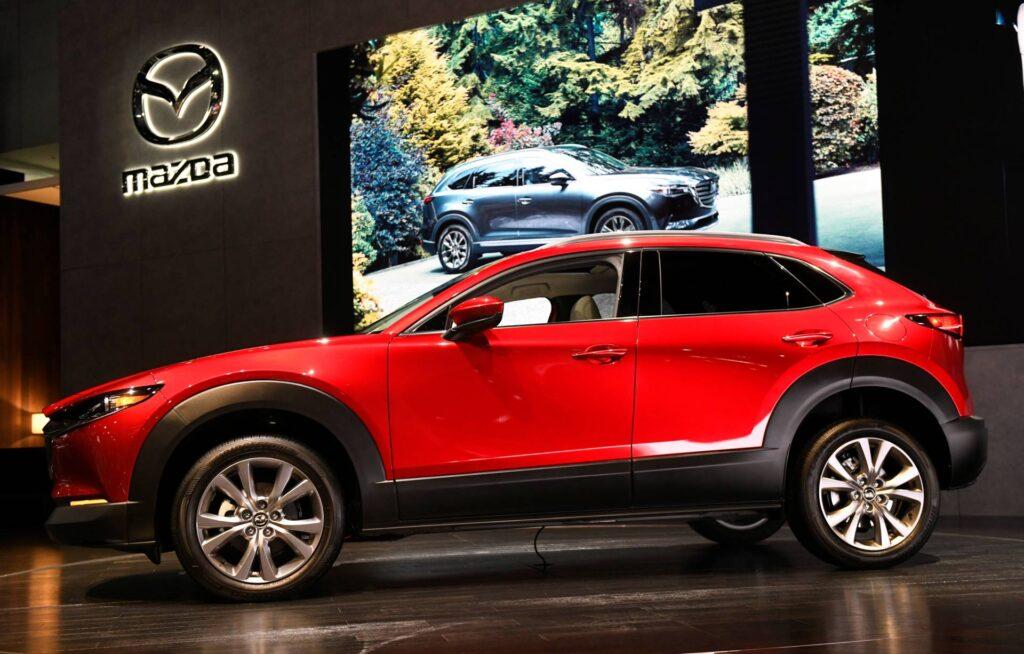 Mazda autos deprecian