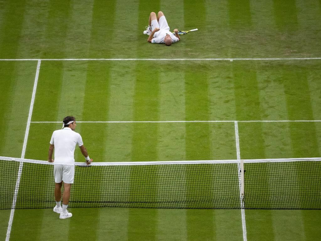 canchas Wimbledon