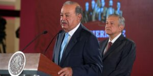 El multimillonario Carlos Slim pagará la rehabilitación del tramo colapsado de la Línea 12 del Metro