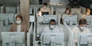 Los riesgos conductuales en empleados del sector industrial aumentaron durante pandemia