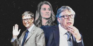 Fuentes dicen que Bill Gates era un bravucón de oficina que perseguía aventuras sexuales y que su imagen impecable era simplemente una buena publicidad