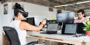 Así es como la realidad virtual está transformando a Wall Street —desde salas de acuerdos virtuales hasta pisos de negociación reinventados