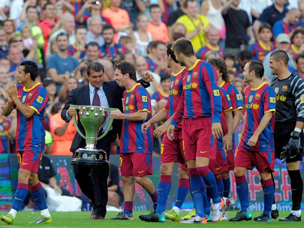 Messi Laporta