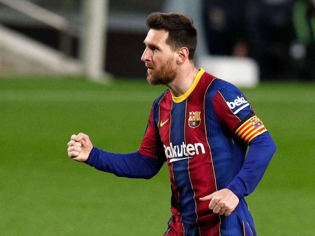 Messi Barca
