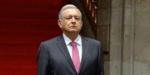 AMLO niega la violencia del país en su informe de «tres años del triunfo»