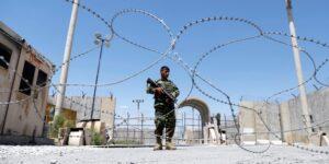 El ejército de Estados Unidos desaloja su principal base militar en Afganistán, tras 20 años de ocupación