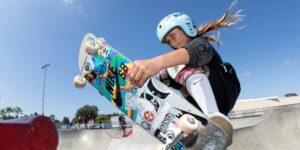 Una skater de 12 años está a punto de hacer historia en  Tokio 2020 como una de las atletas más jóvenes en Juegos Olímpicos