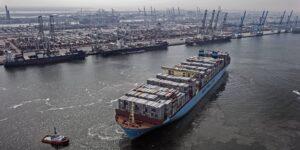 Maersk y Hyundai trabajan en el primer primer buque portacontenedores cero emisiones del mundo