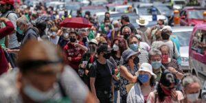 México presenta un repunte de contagios por Covid-19, pero el gobierno mantiene el optimismo