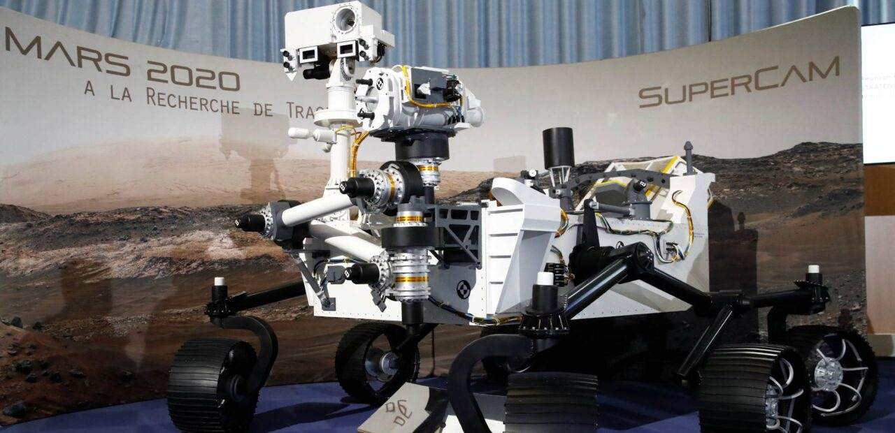 rover Perseverance | Business Insider Mexico