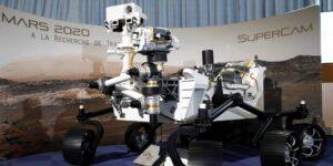 El rover Perseverance de la NASA se conduce a sí mismo por Marte con este innovador sistema de navegación automática