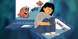 1 de cada 5 usuarios de internet es víctima de ciberacoso en México, según Inegi