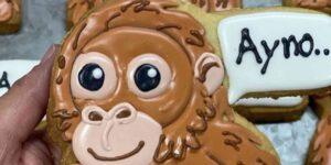 Las galletas gourmet no están «peleadas» con las decoradas —Dolce Cuore lo demuestra